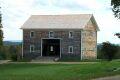 newly-raised barn at Canterbury