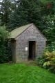 Replica of Thoreau's Walden Pond Cabin
