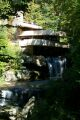Fallingwater from downstream